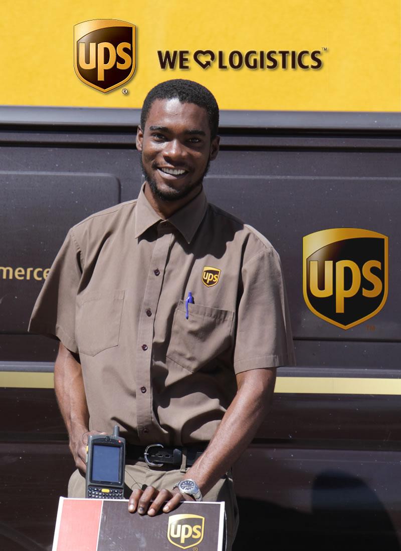 UPS-logistics